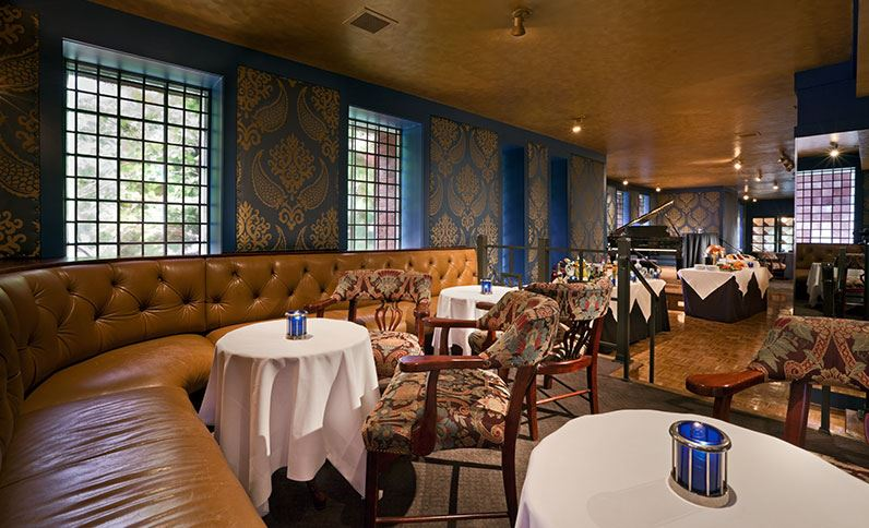 The Henley Park Hotel - Blue Bar Lounge