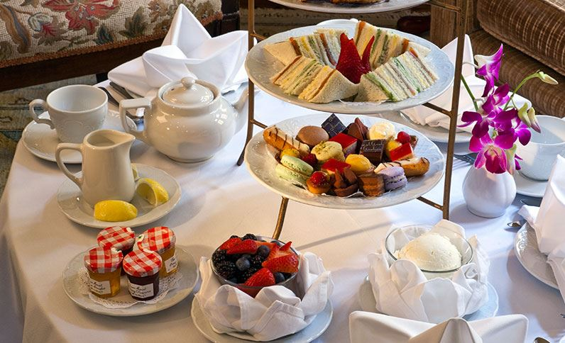 The Henley Park Hotel - Afternoon Tea