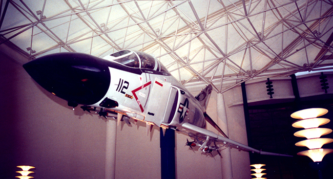 Air and Space Museum at Washington, DC