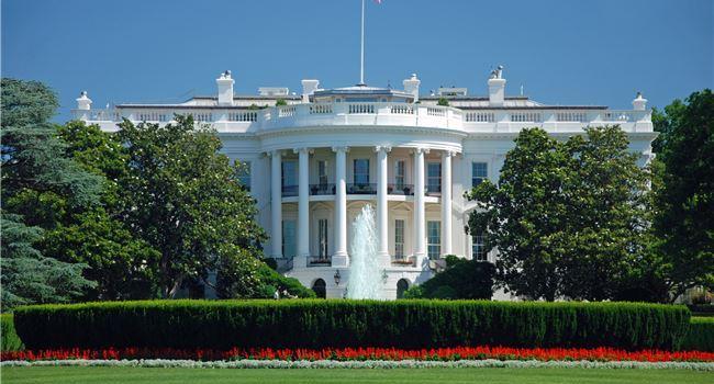 The White House of Washington, DC