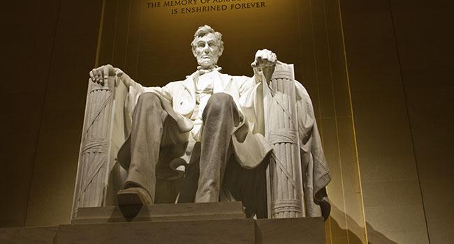 Washington, DC The Lincoln Memorial