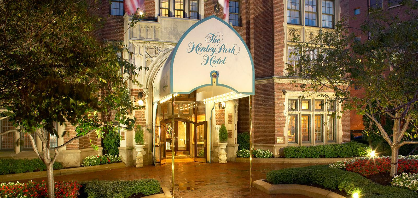The Henley Park Hotel Reviews