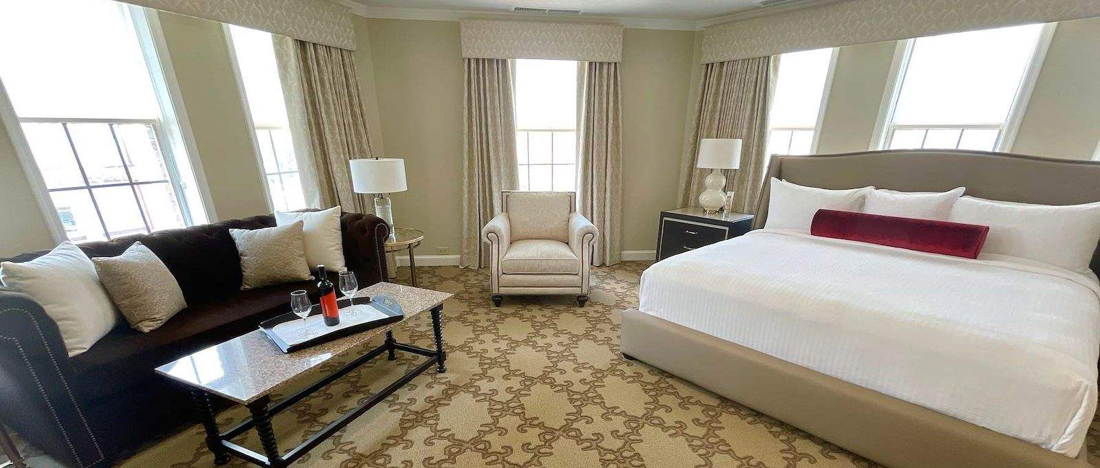 The Henley Park Hotel Rooms