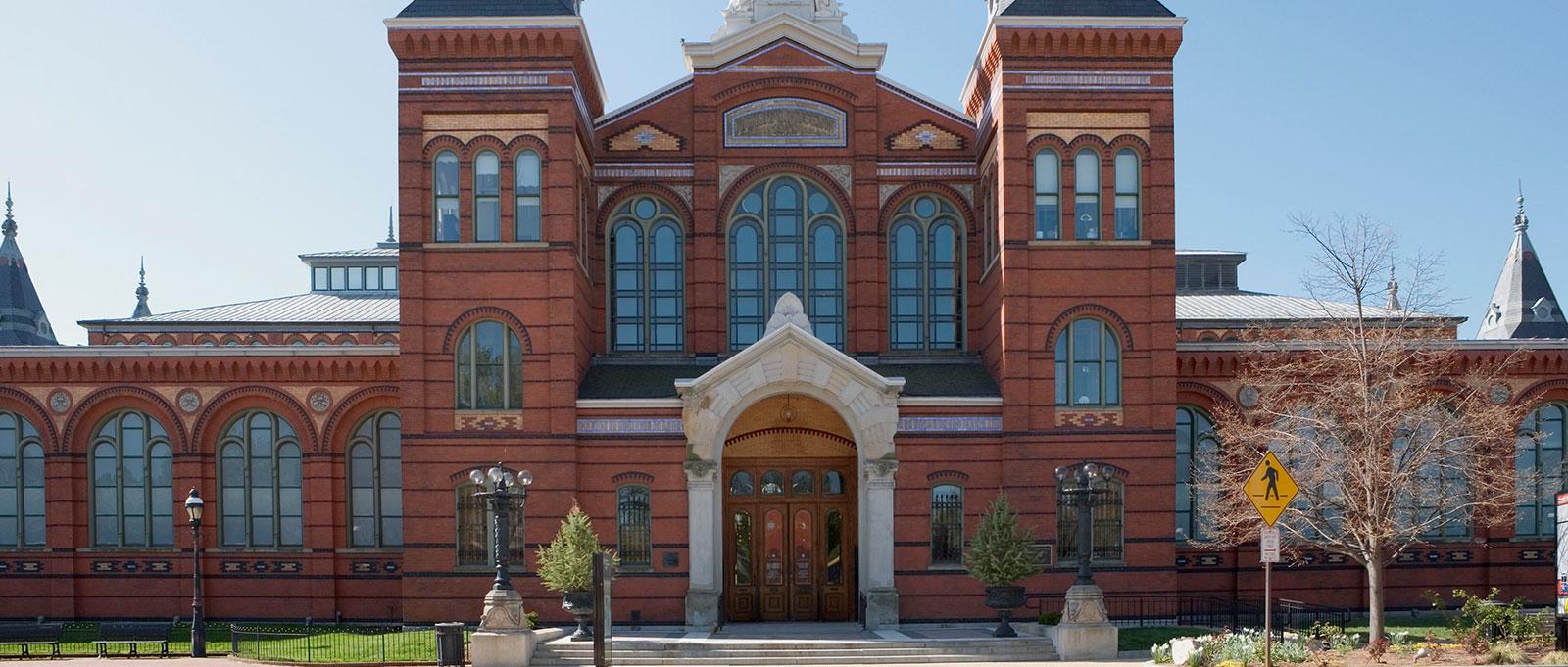 The Smithsonian Institution at Washington, DC