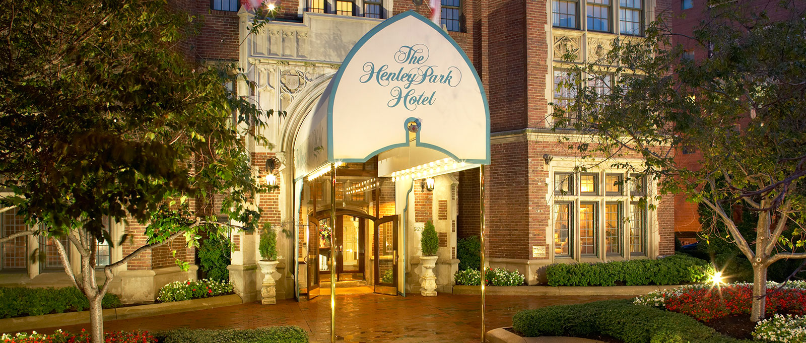 The Henley Park Hotel History