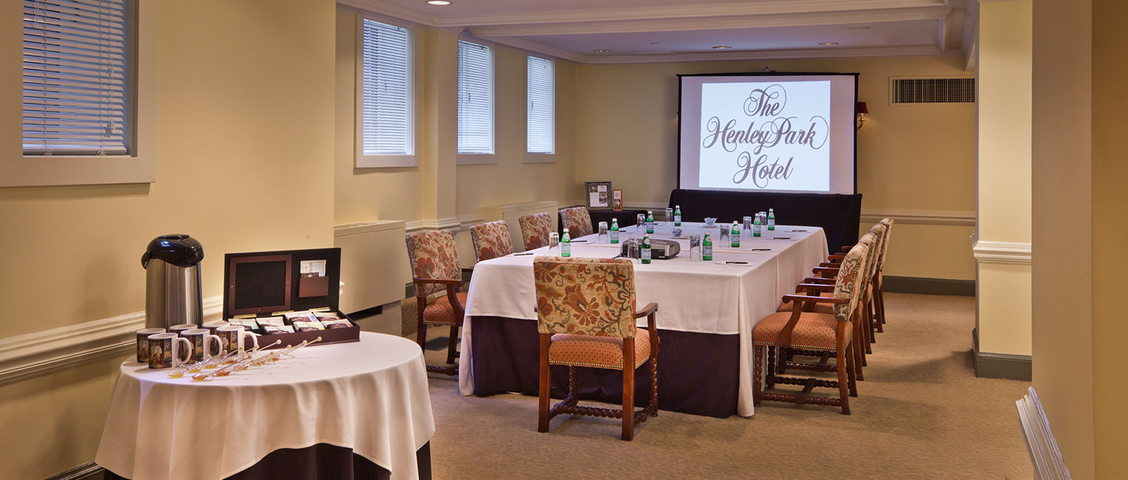 The Henley Park Hotel Meetings