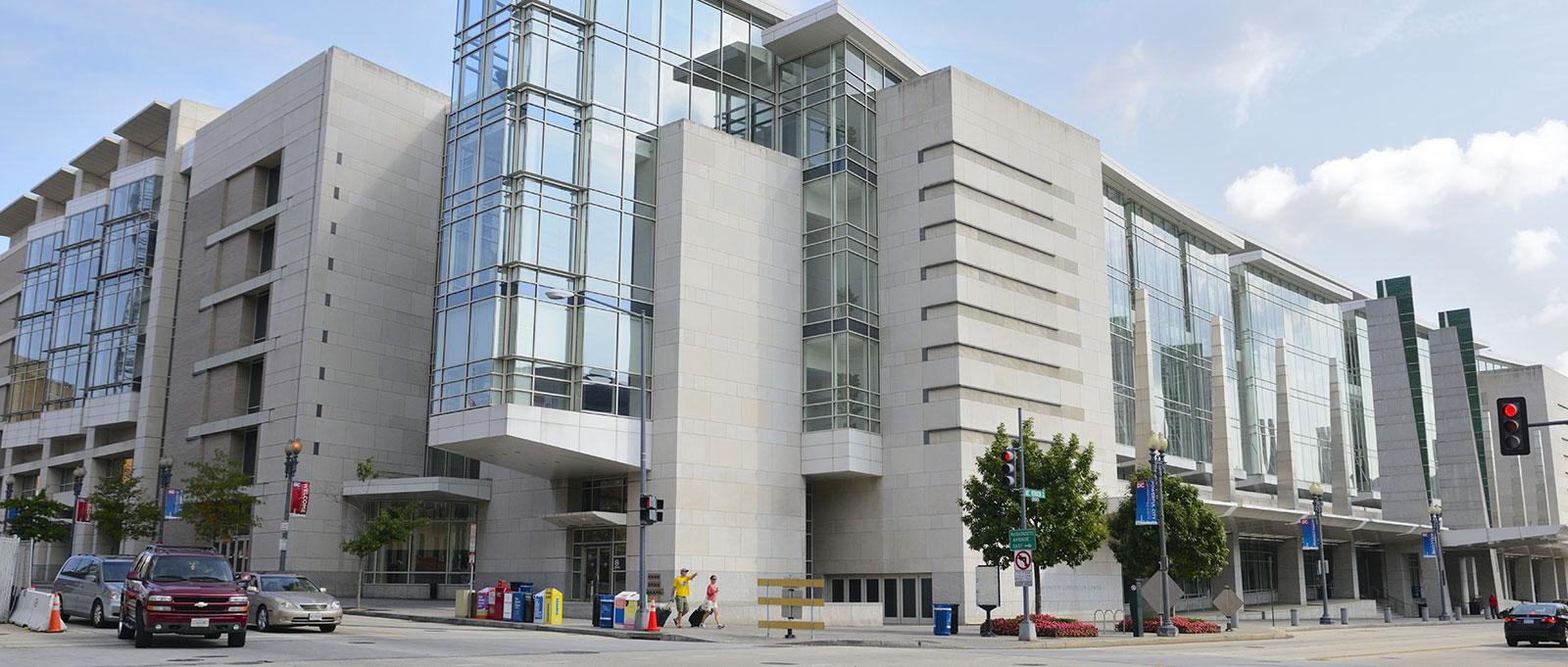 Walter E. Washington Convention Center, DC
