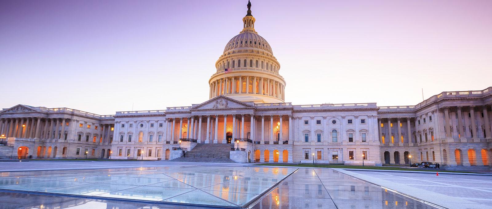 Washington United States Capitol