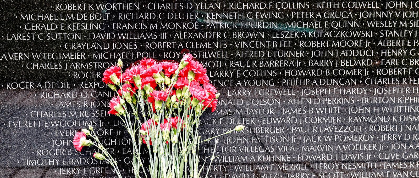 Washington, Vietnam Veterans Memorial