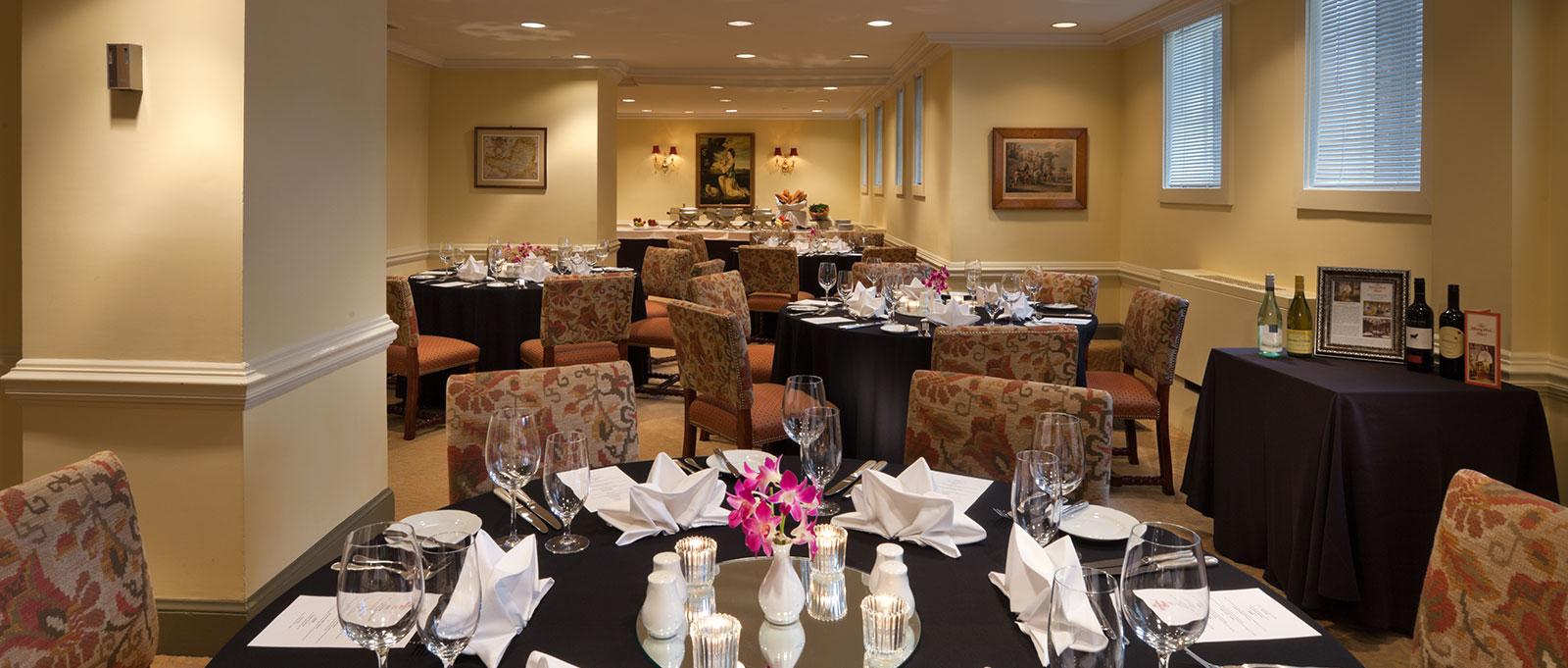 The Henley Park Hotel Washington Dc