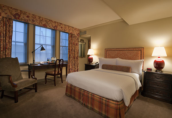 The Henley Park Hotel Deluxe Room