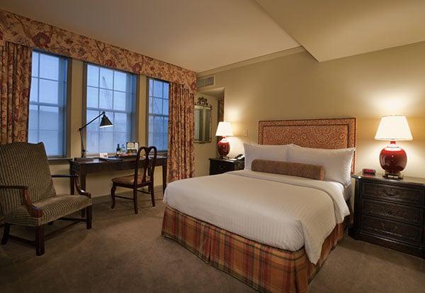 The Henley Park Hotel Deluxe Room