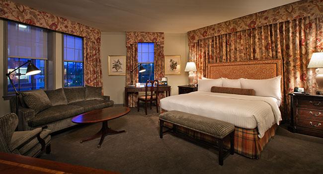 The Henley Park Hotel Junior Suite