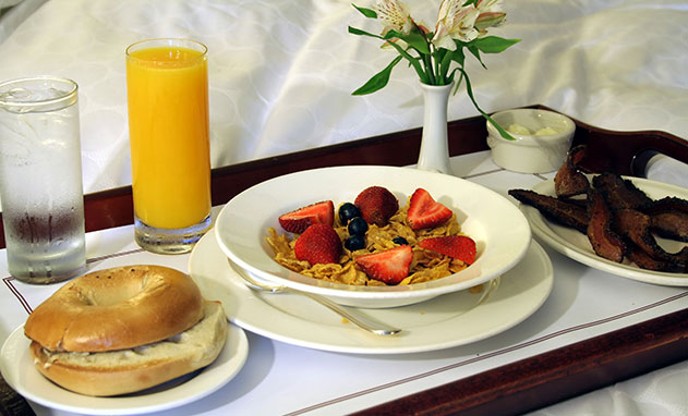 Bed and Breakfast Package at The Henley Park Hotel