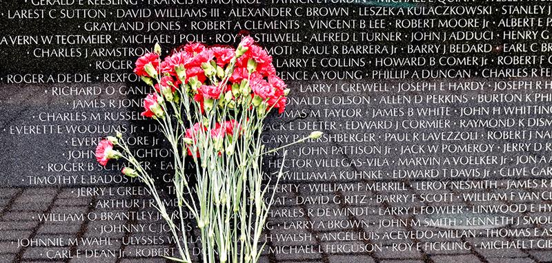 Washington, Vietnam War Veterans Memorial